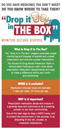 ADAPT Drop Box Flyer