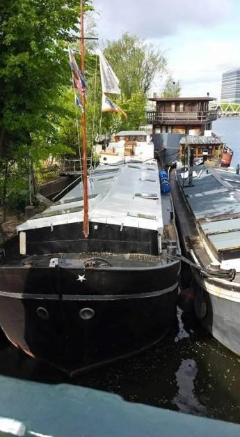 Anna Houseboat Amsterdam Netherlands
