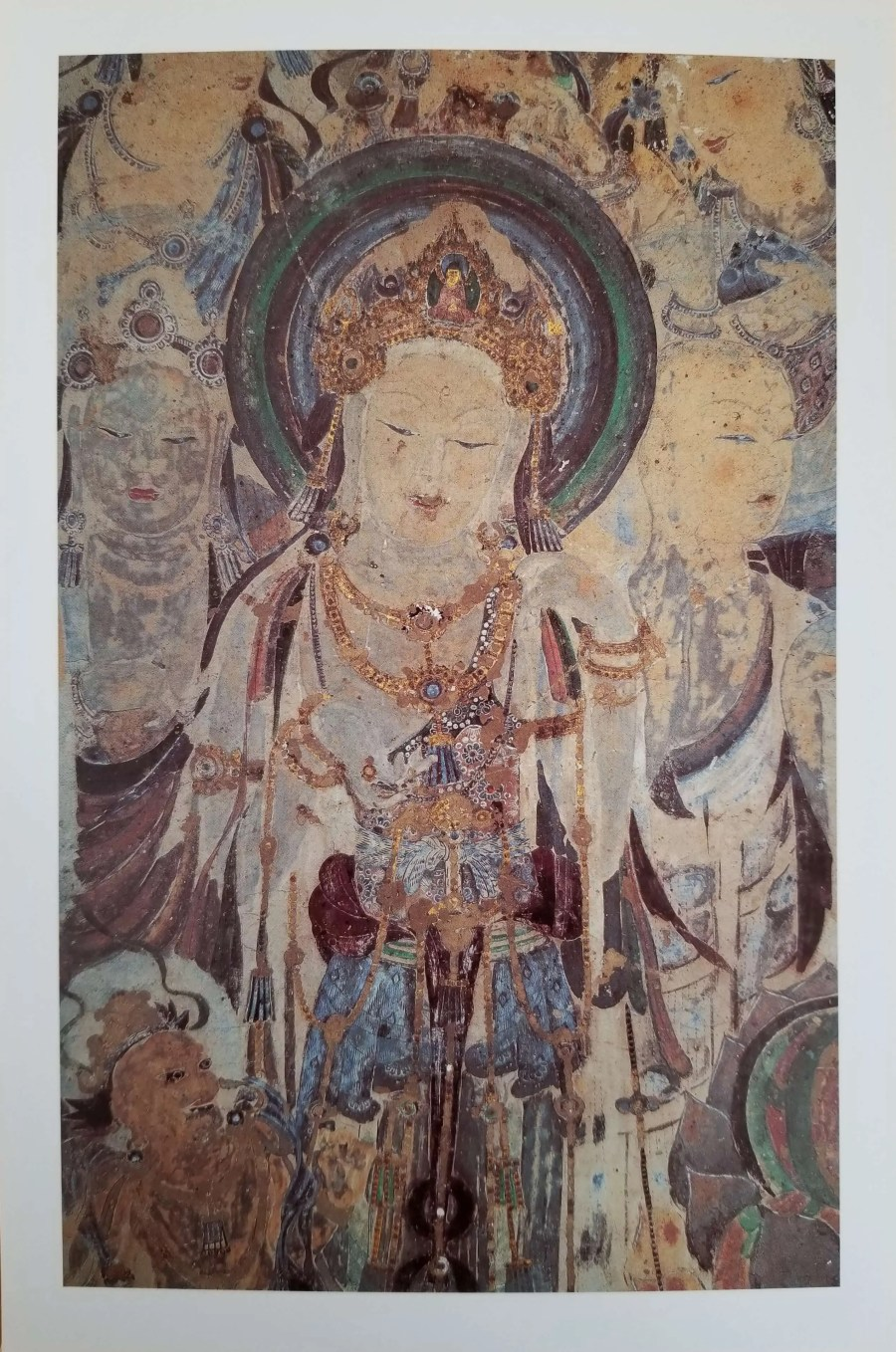 Mogao Caves Tang Dynasty painting