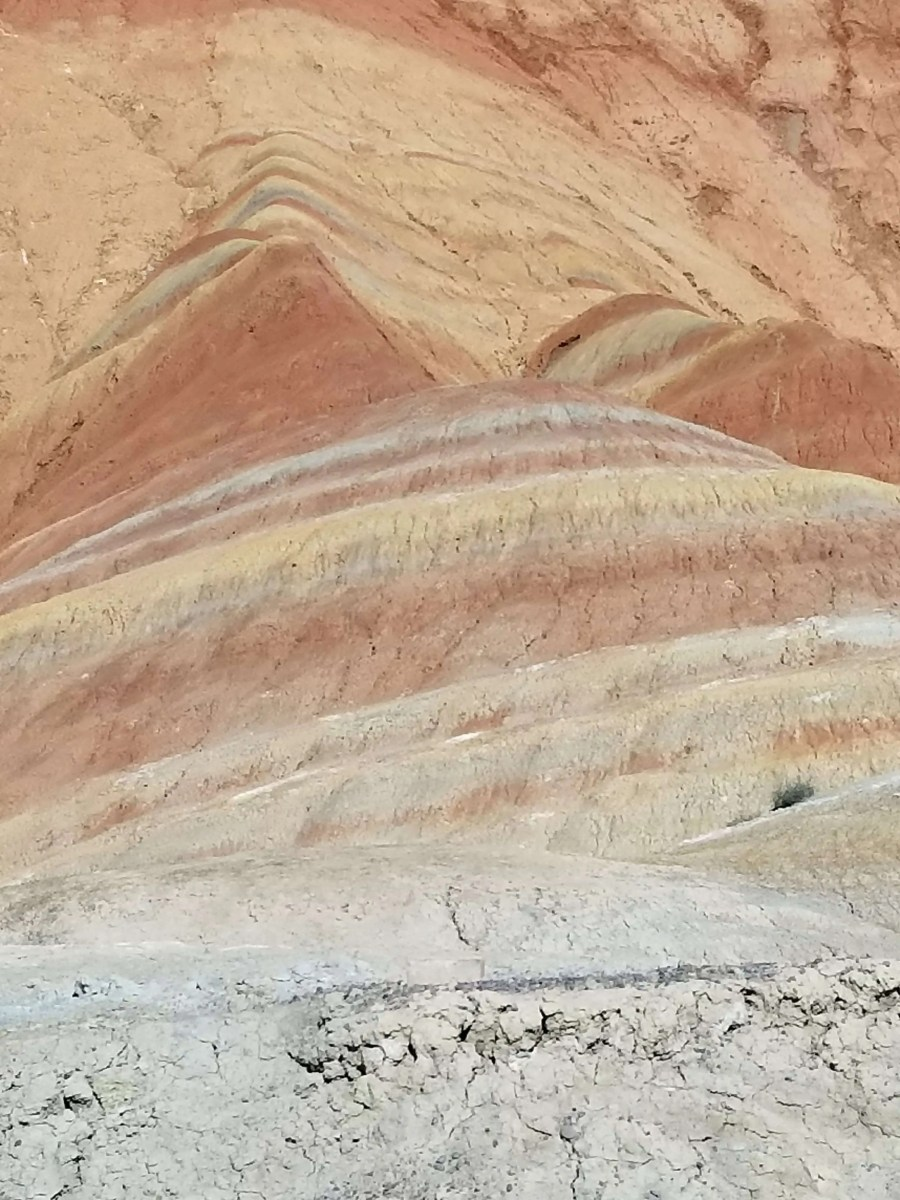 ZhangYe Danxia rainbow mountain 5