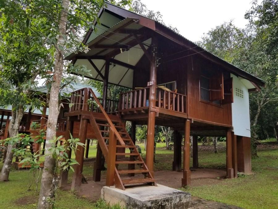 Tam Wua Forest Monastery kuti