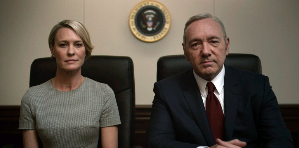 Finale di House of Cards 4