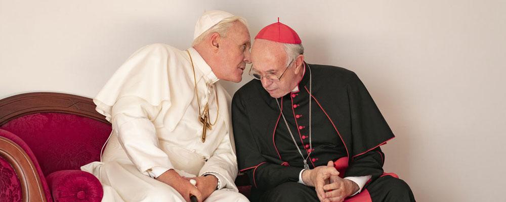 the two popes tra i film del festival di venezia 2019