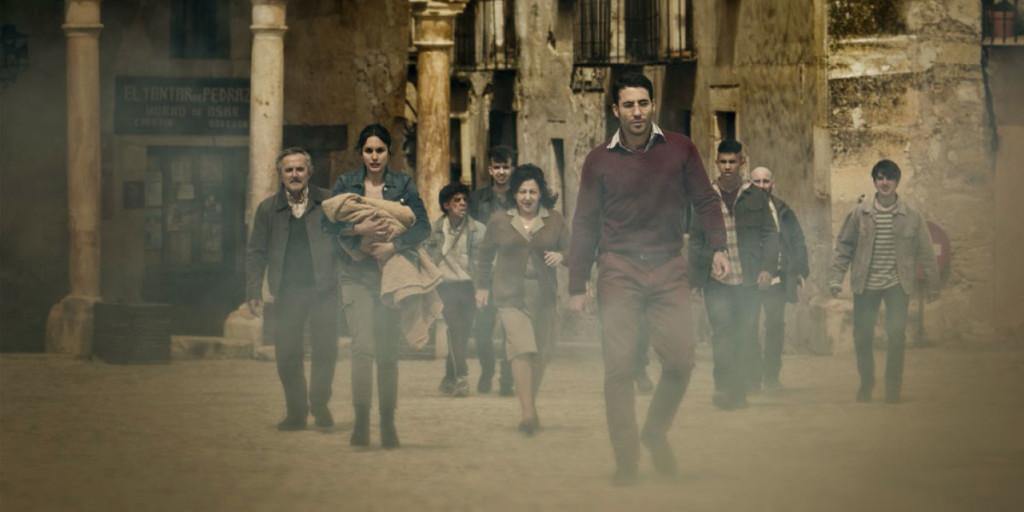 la trama di 30 Monedas, serie tv di alex de la iglesia presentata al Festival di Venezia 2020