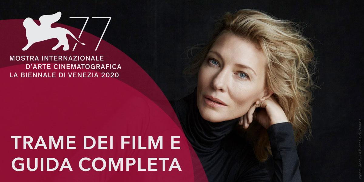 Cate Blanchet, presidentessa di giuria al Festival di Venezia 2020