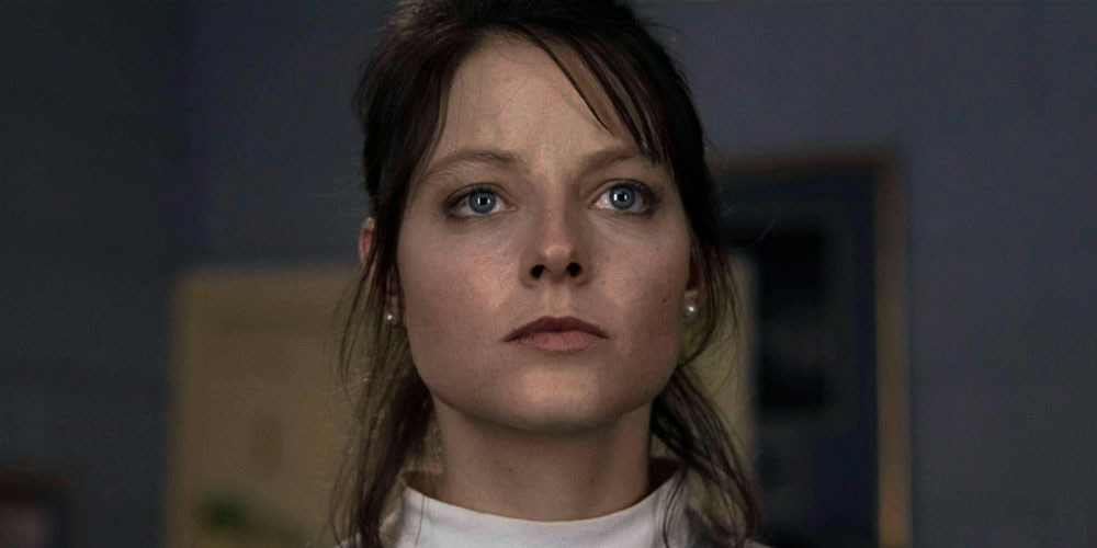 Jodie Foster è Clarice Starling ne Il Silenzio degli Innocenti curiosità significato spiegazione finale