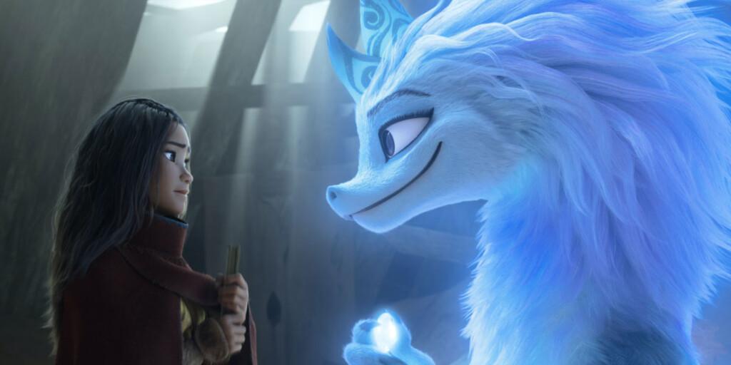 Raya e l'Ultimo Drago streaming ita Disney+ trama recensione spiegazione