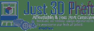 Just3DPrint honest logo