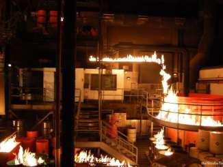 Fire on the Backdraft attraction at Universal Studios