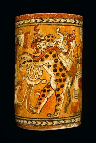Image result for jaguars in mayan art