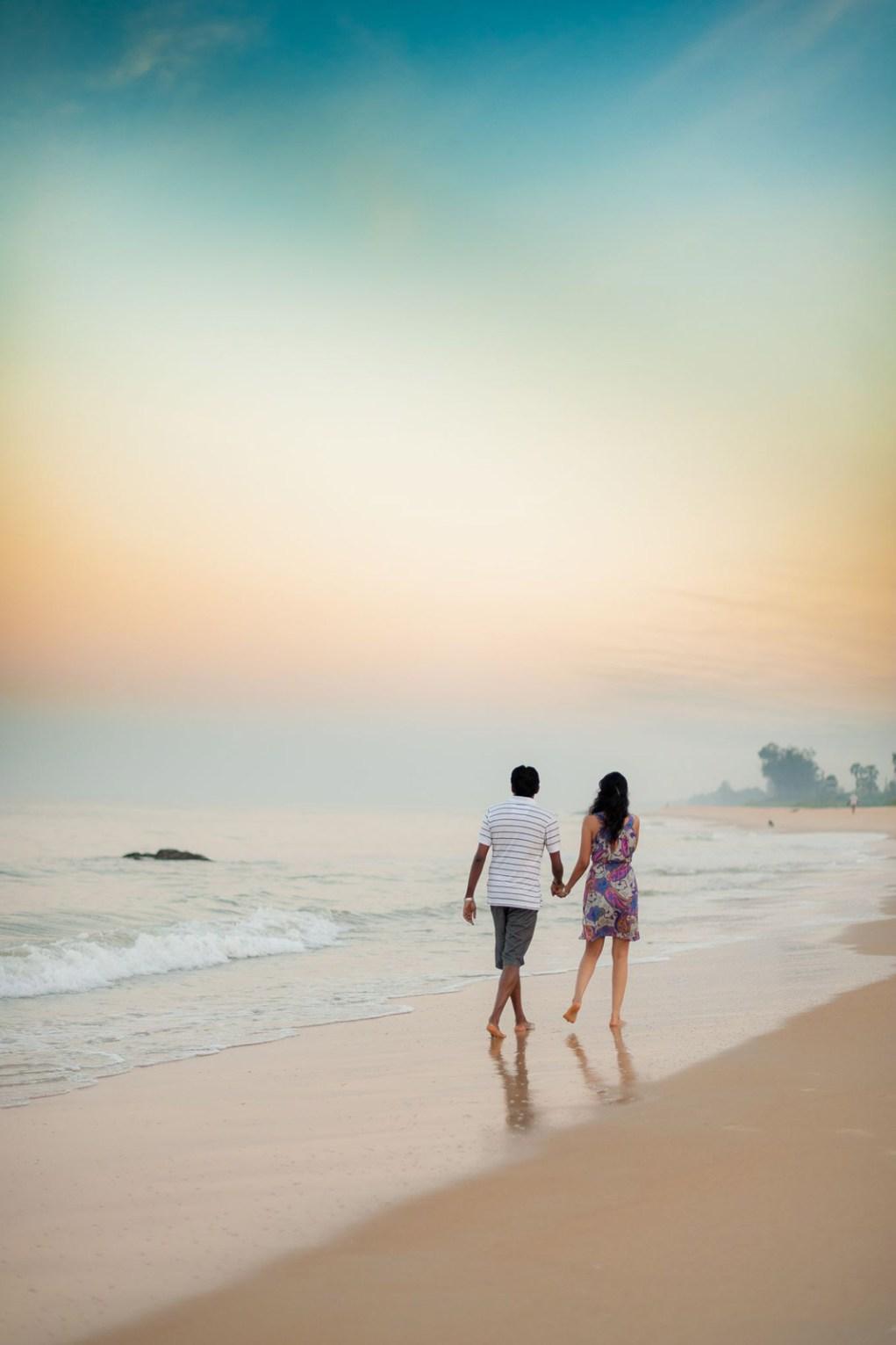 Best Wedding Photographer Mangalore   Beach Couple Photography India