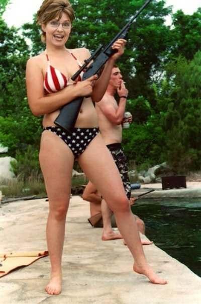Sarah Palin Not a Leader...Just another Idiot