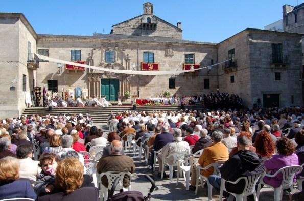 Misa de Corpus en Lugo
