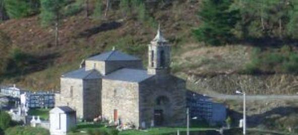 Igrexa de san Xurxo de Ribeira de Piquín