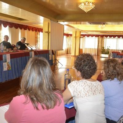 Conferencia de Benigno Blanco