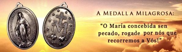 A Medalla Milagrosa