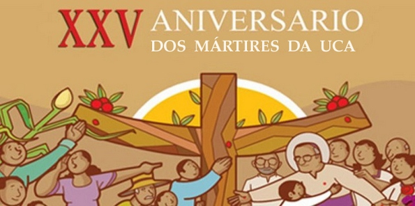 XXV aniversario mártires xesuitas UCA