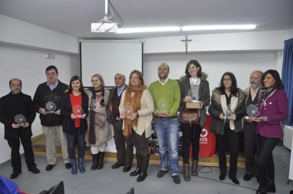 Cáritas y los medios de Lugo