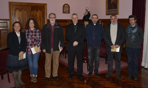 Comision historico-artistica e de liturxia membros