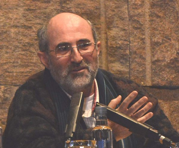 Juan Antonio Fraile Xornadas Abertas de Teoloxía 2015 (3-5 febreiro) 015