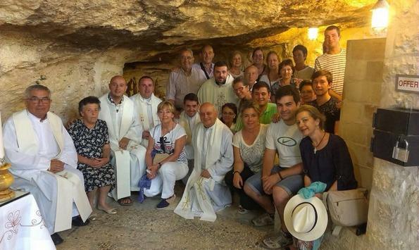 Peregrinación a Terra Santa organizada polo Seminario 1