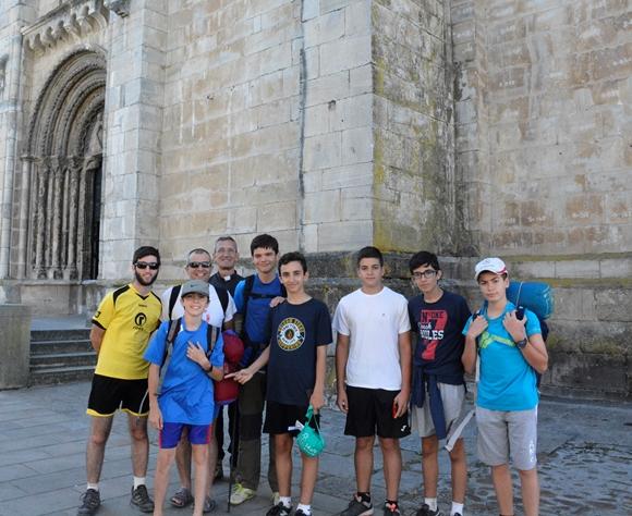 Peregrinos de Murcia
