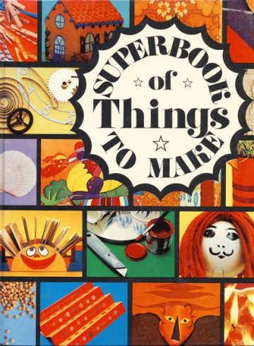 superbook of things to make cover