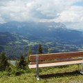 panoramic view from the mountain