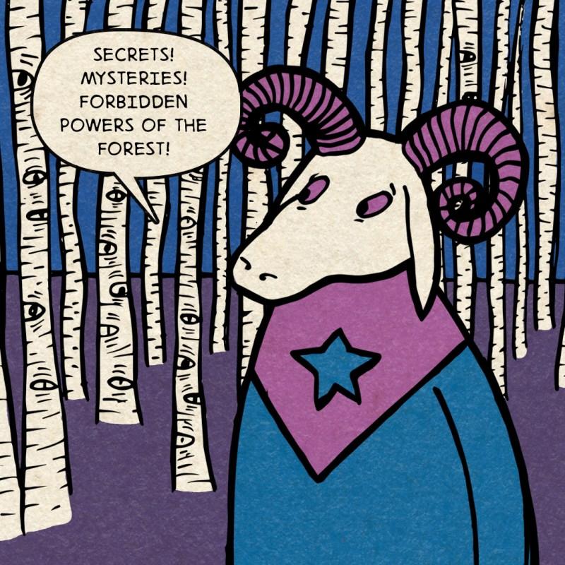 Goat Comic
