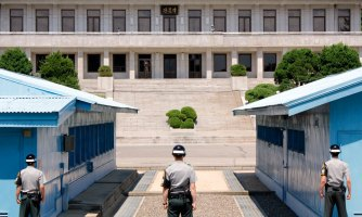 Visit the land of the bizarre, the DMZ