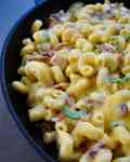 Bacon Jalapeno Mac n Cheese