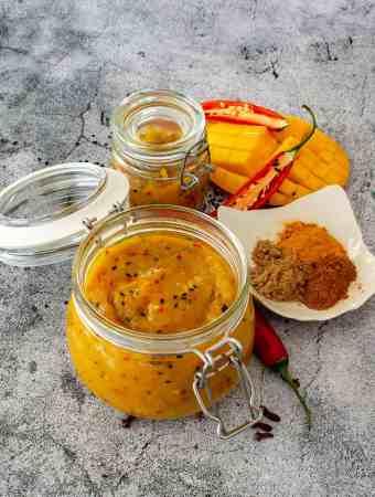 Mango Chili Chutney