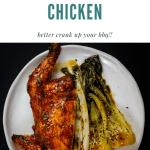 BBQ Korean Chicken