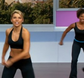 The Firm Cardio Dance Express workout