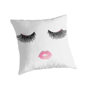 Makeup-pillow
