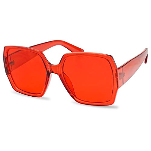 spring-red-oversize-sunglasses
