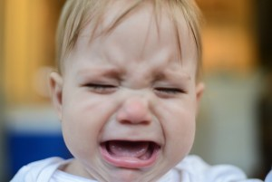 Crying Baby, but not My Crying Baby from Flickr user donnieray (CC By 2.0)