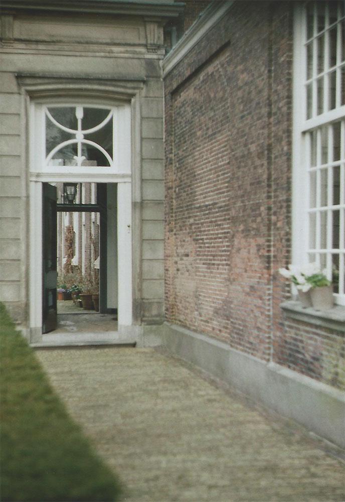 Hofje in Haarlem   antoher reverie