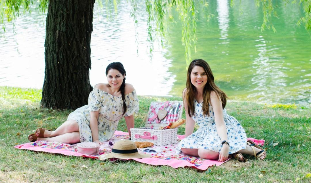 picnic by the lake