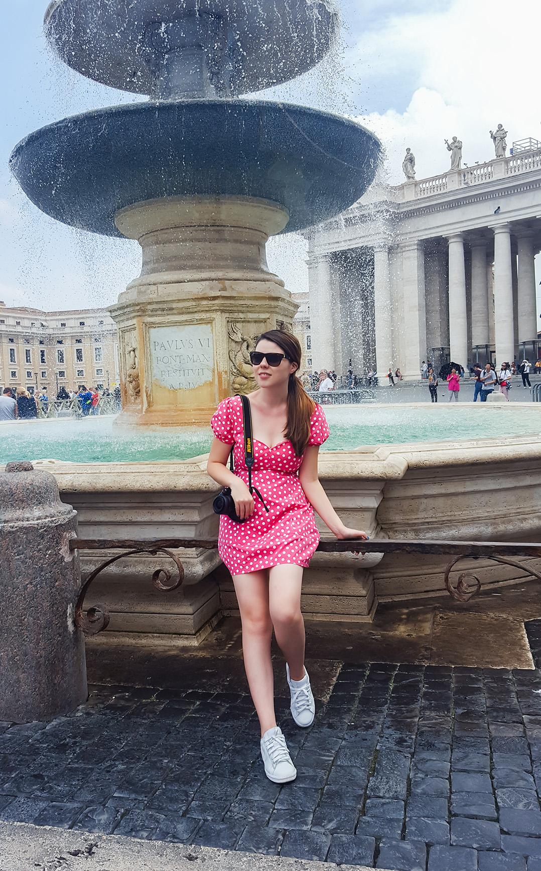 vatican-fountain