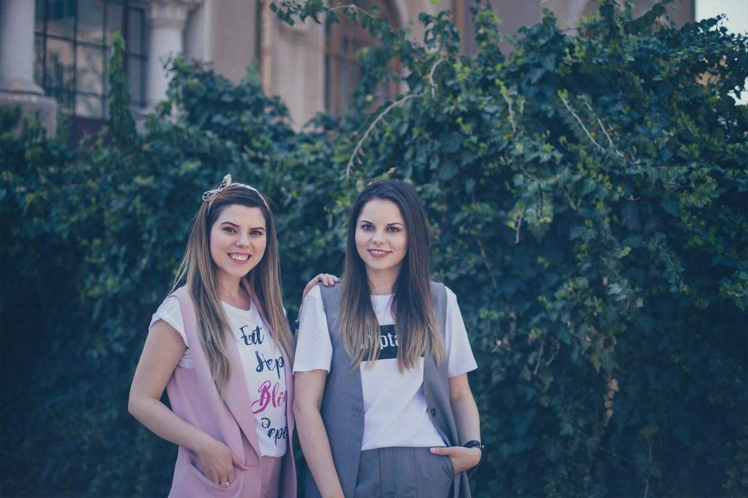 fashion bloggers sisters