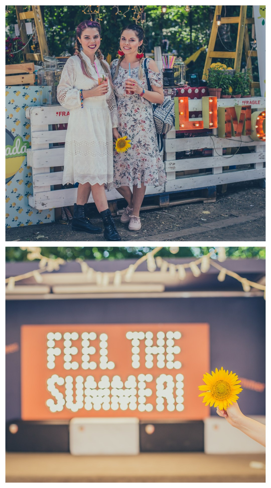 summer well festival 2018 sisters