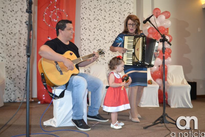 29ª Audição da Escola de Música da Professora Solange Piccinin