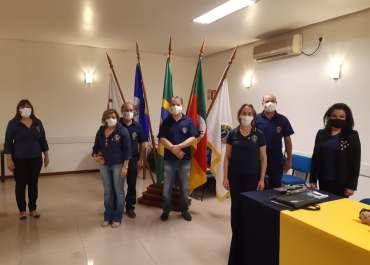 Lions Clube Catuípe tem nova diretoria