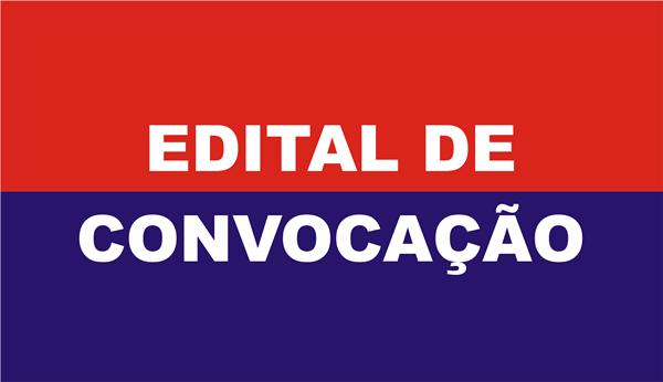 EDITAL DE CONVOCAÇÃO PARA CONVENÇÃO VIRTUAL