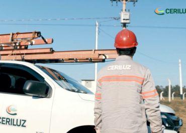 CERILUZ 55 ANOS – as sólidas redes de distribuição de energia