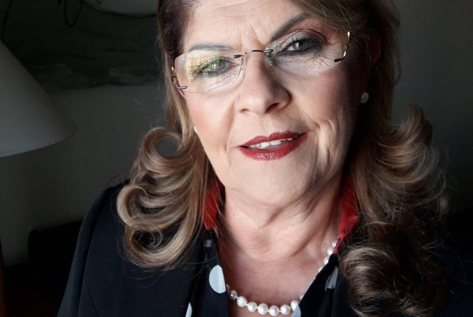 Diretora da Rádio Águas Claras, de Catuípe, Zélia Schiavo faleceu nesta quarta-feira