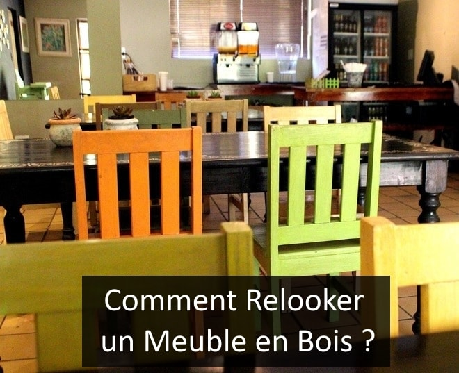 customiser un meuble en bois