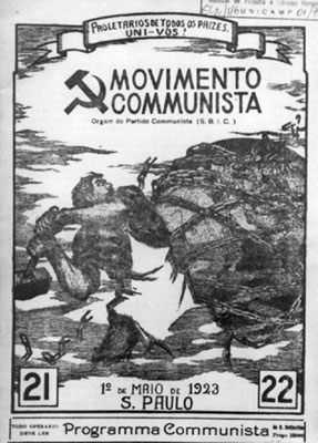 Movimento Comunista, órgão do partido