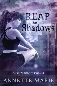 Annette Marie – Reap the Shadows
